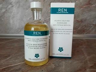 ren bath oil atlantic kelp and microalgae