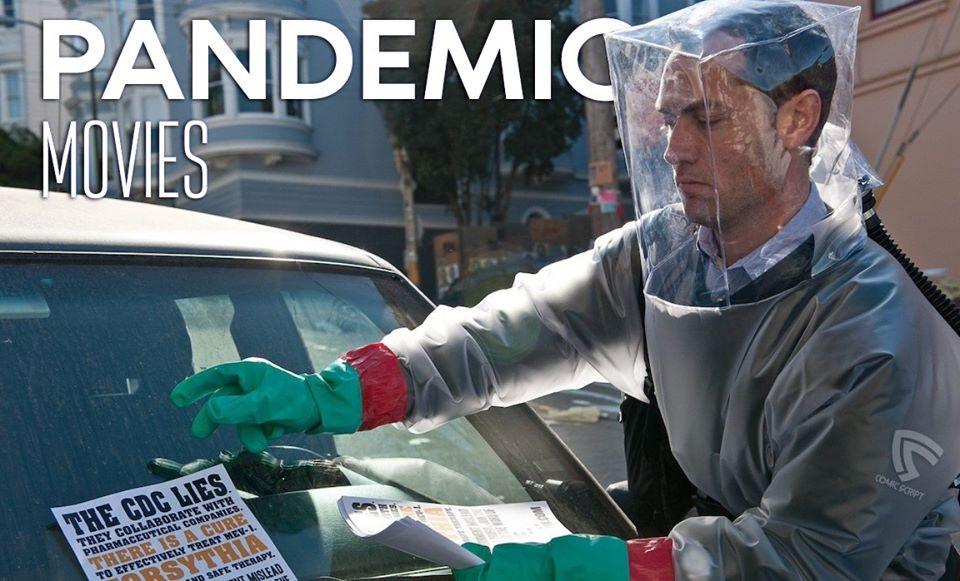 Pandemic Movies | A MOVIE LIST