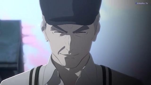 Satō ajin anime