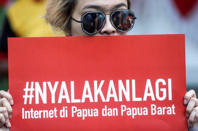Internet di Papua Mati Sejak 30 April 2021, Telkom & Kominfo Didesak Transparan