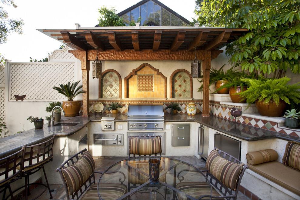 Outdoor Kitchen Design Pictures Home Interior Exterior Decor Design Ideas