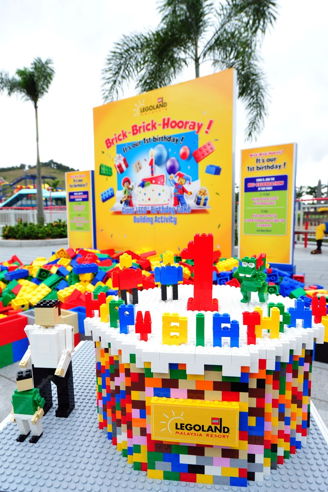 Legoland Malaysia Lines Up A Great Celebration For 1st