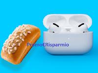 Logo Buondì Motta '' Il concorso a prova di decifienza artificiale 2020'': vinci 183 Apple Air Pods Pro