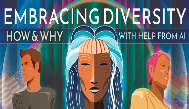 Embracing Diversity: How and Why With Help From AI #infographic