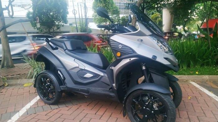 Mengenal Qooder, Motor Matik Beroda Empat dengan Harga Rp 357 Juta
