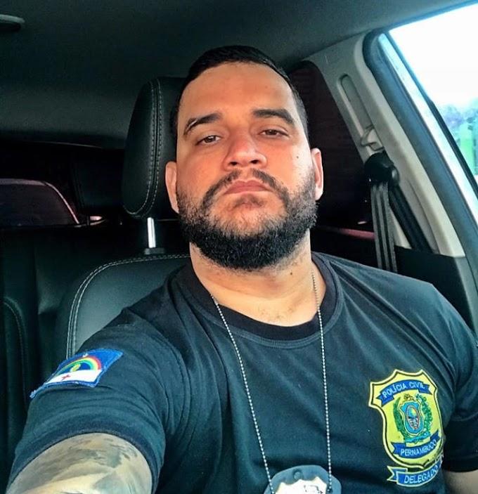 Delegado  Thiago  Henrique Anuncia Oficialmente Pré-candidatura