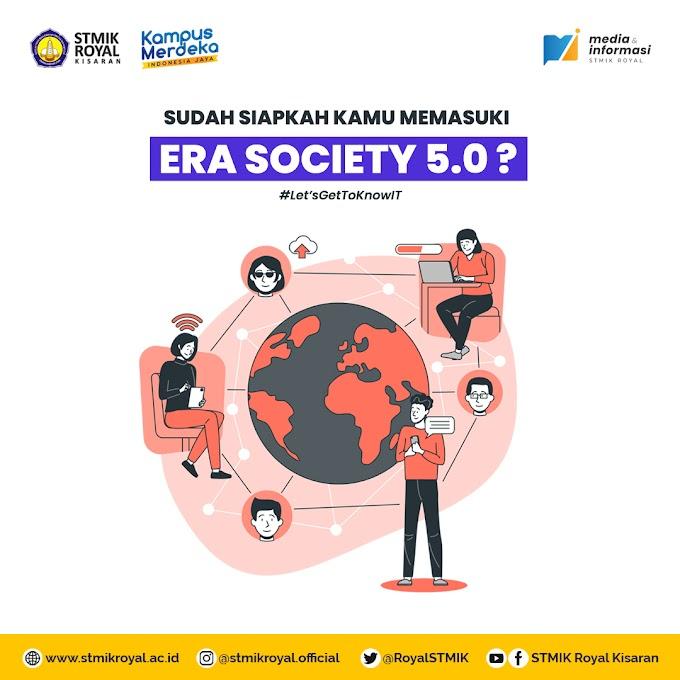 Sudah Siap Memasuki Era Society 5.0?