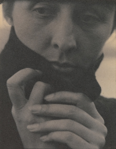 Georgia O'Keeffe by Alfred Stieglitz at The Metropolitan Museum of Art, New York