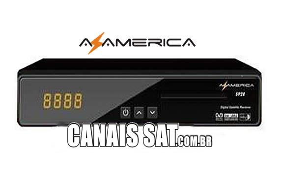 Azamerica S928 em Cinebox Supremo Nova Atualização - 30/05/2020