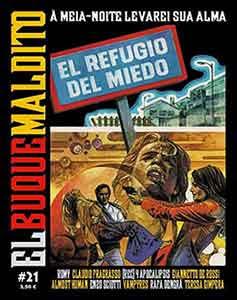 Un nuevoo número de El Buque Maldito, un excelente y veterano fanzine.
