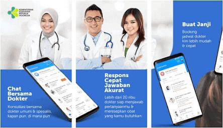 Aplikasi Konsultasi Dokter Gratis - Alodokter