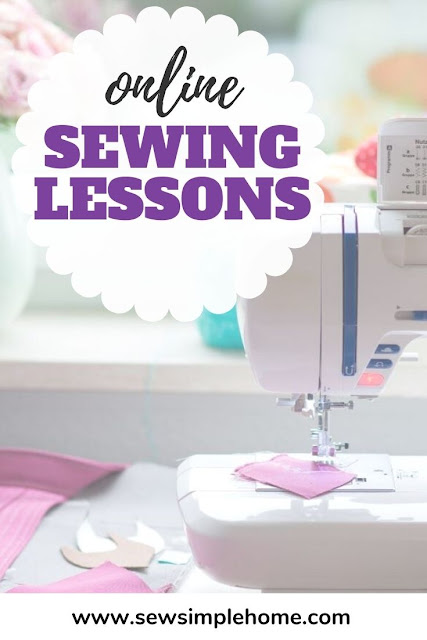 The Sewing Basics for Beginners course will walk you through all the basics of getting started sewing.