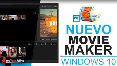 editor de videos windows 10