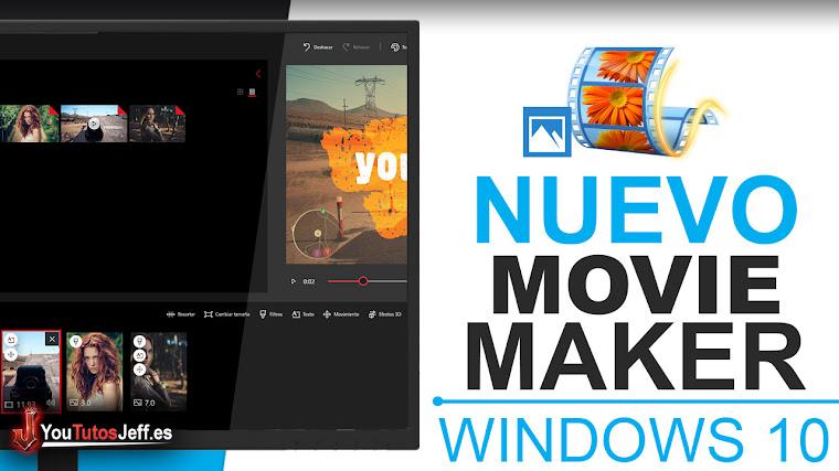 El nuevo Movie Maker de Windows 10 - Story Remix
