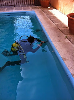 Tipos de hormigón para piscinas