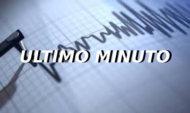 Potente sismo se localiza cerca de la capital de Nueva Zelanda hace minutos