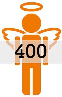 エンジェルナンバー 400