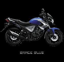 Megapro CW Brave Blue Nagamas Motor Klaten