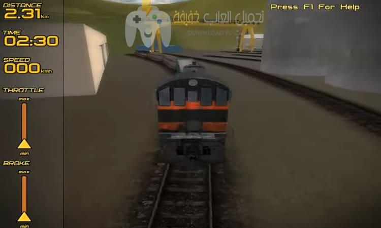 تحميل لعبة قيادة القطارات برابط مباشر