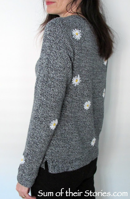 Daisy Jumper makeover