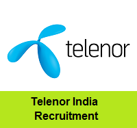 Telenor India Recruitment