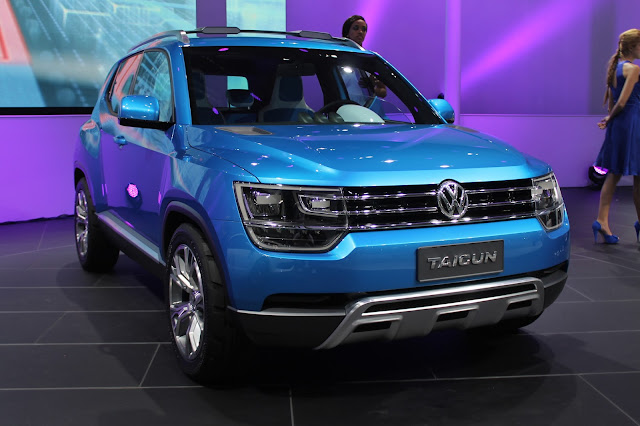Volkswagen Taigun 2016: o SUV do Up!