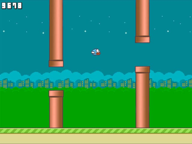 لعبة Flappy Bird New