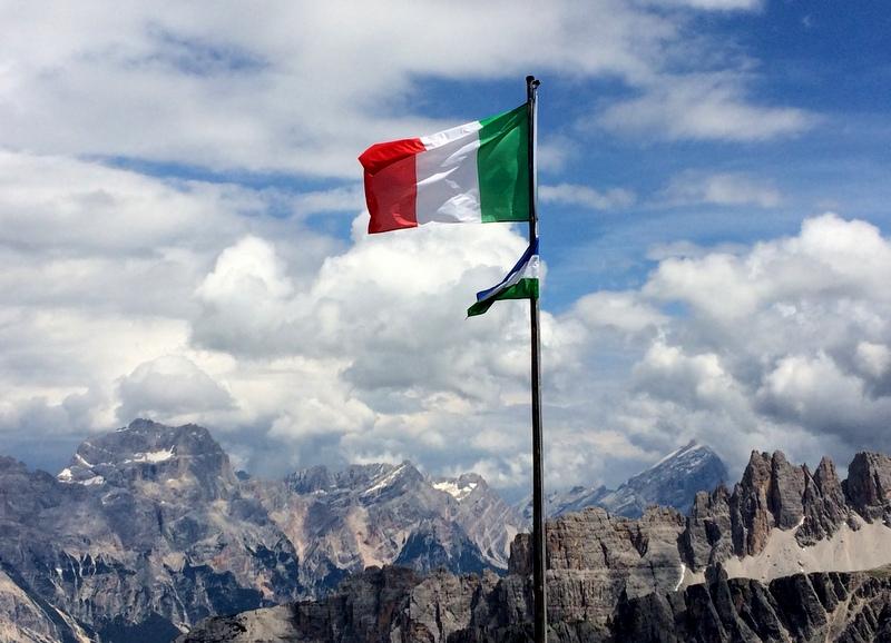 Nasze podróże z dziećmi: Austria i Północne Włochy