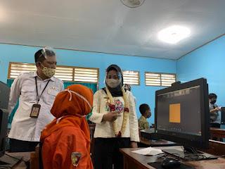 PJJ, Siswa SD dan SMP di Kota Mojokerto Dapat Paket Data Internet Gratis