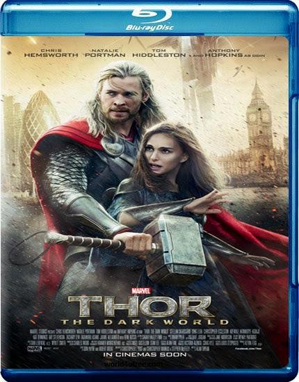 Thor The Dark World (2013) BRRip Hindi Dubbed Movie Watch Online