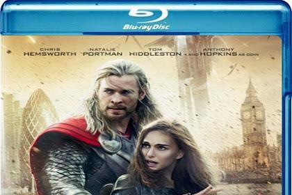 Thor The Dark World 2013 Hindi Dubbed Dual Audio 480P BRRip 350mb