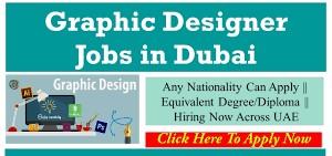 Graphic Designer Job Recruitment in Retail Company Based in Al Ain