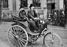 Pierwszy samochód - Carl Benz