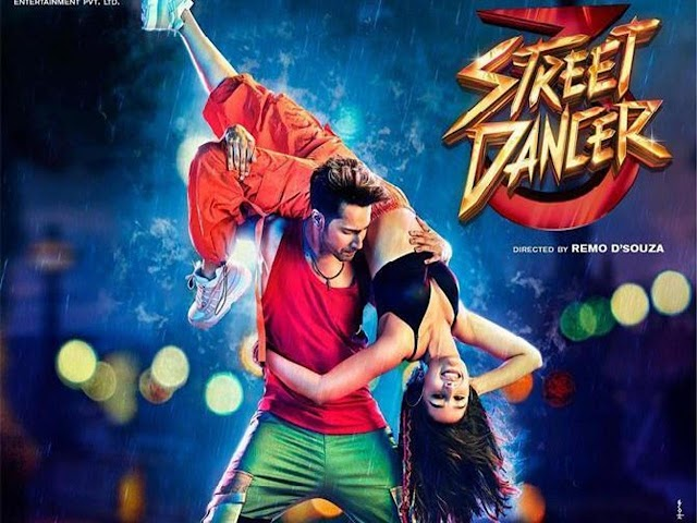 Street Dancer 3D  movies 2020