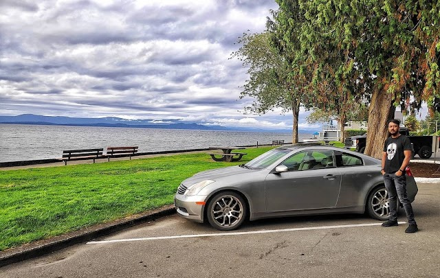 """Loved the View Here in Qualicum beach, BC, Canada"""
