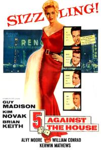 Watch 5 Against the House Online Free in HD