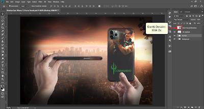 Smart layers Photoshop