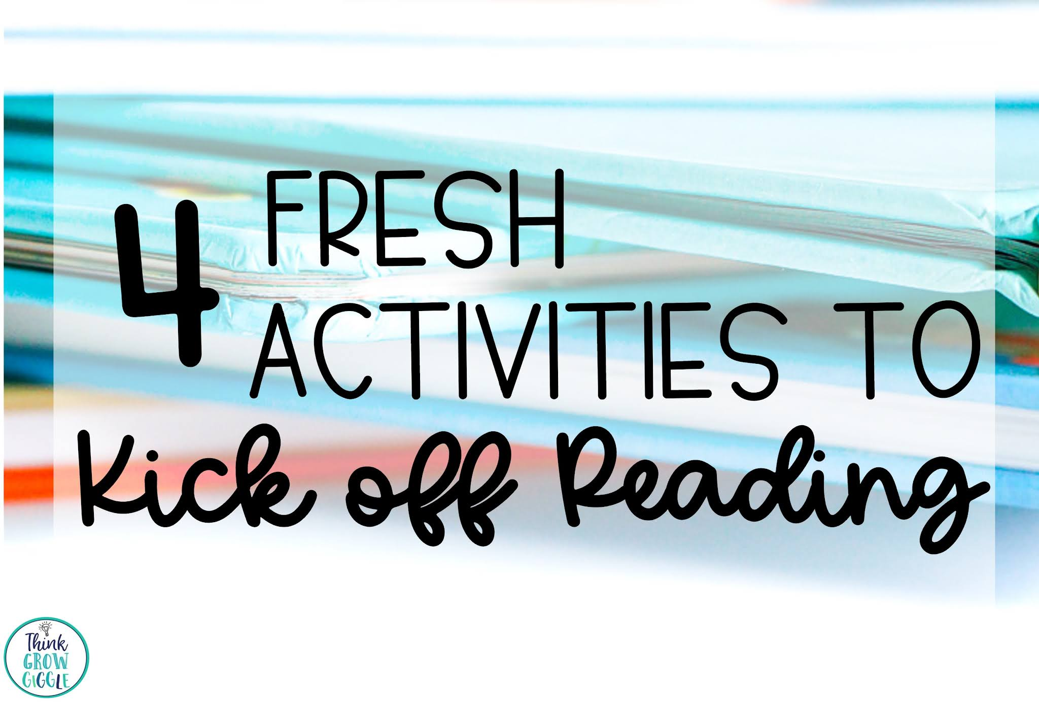 back to school reading kick off lessons