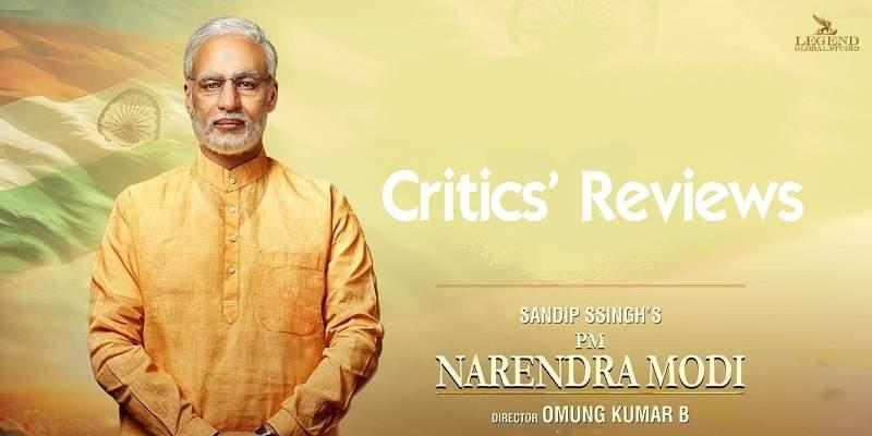 PM Narendra Modi Movie Review Poster