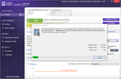 Ashampoo® HDD Control 2017 v3.20.00 with Crack