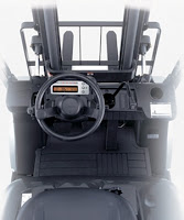 Xe nâng Nissan Diesel
