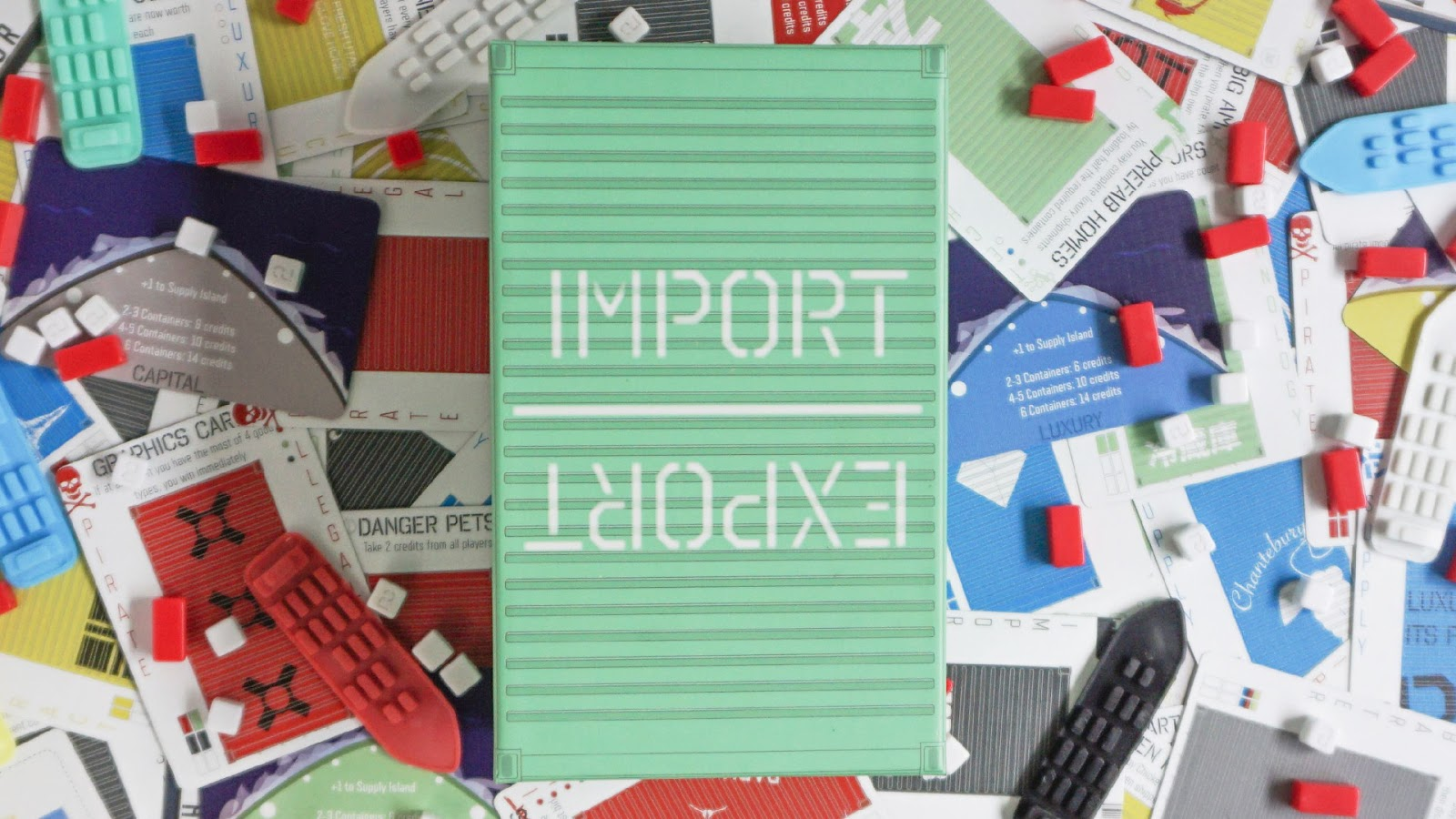 Kickstarter Highlights- Import Export