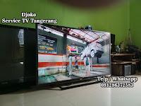 reparasi tv gading serpong