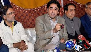 If the government is gone, then the political parties, if they do not leave the field, will fall in the eyes of the people: Bilawal Bhutto