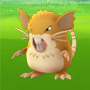 Pokemon GO: Raticate