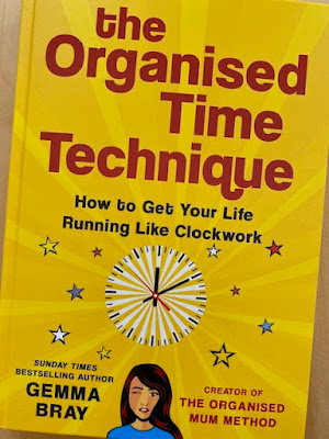 The Organised Time Technique by Gemma Bray book review