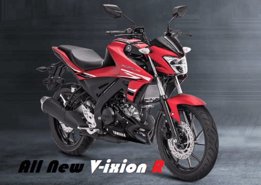 Ucapakan Selamat Ulang Tahun Ke Yamaha, Dapat Motor V-ixion R