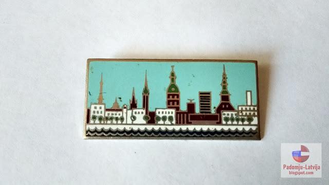 zetons Riga