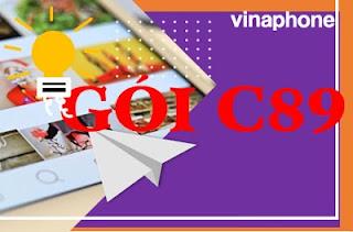 Gói cước C89 Vinaphone