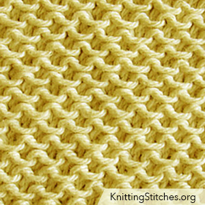 Stamen Knitting. Worked in the round, easy to remember and easy to knit.